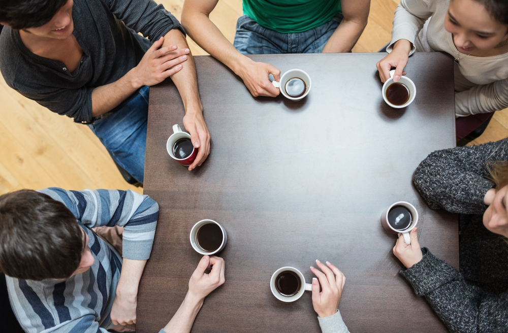 "Five practices that take small groups beyond polite ""sharing."""